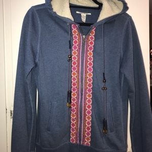 Women's lucky brand sweatshirt